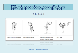 Myanmar Traditional Boxing Techniques